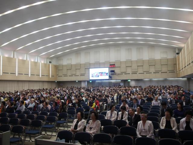 2017 시니어선교한국 대회를 감사히 마치며